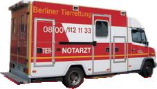 Mobile Tier Notfallrettung Berlin